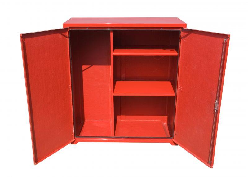 Safety Equipment Storage