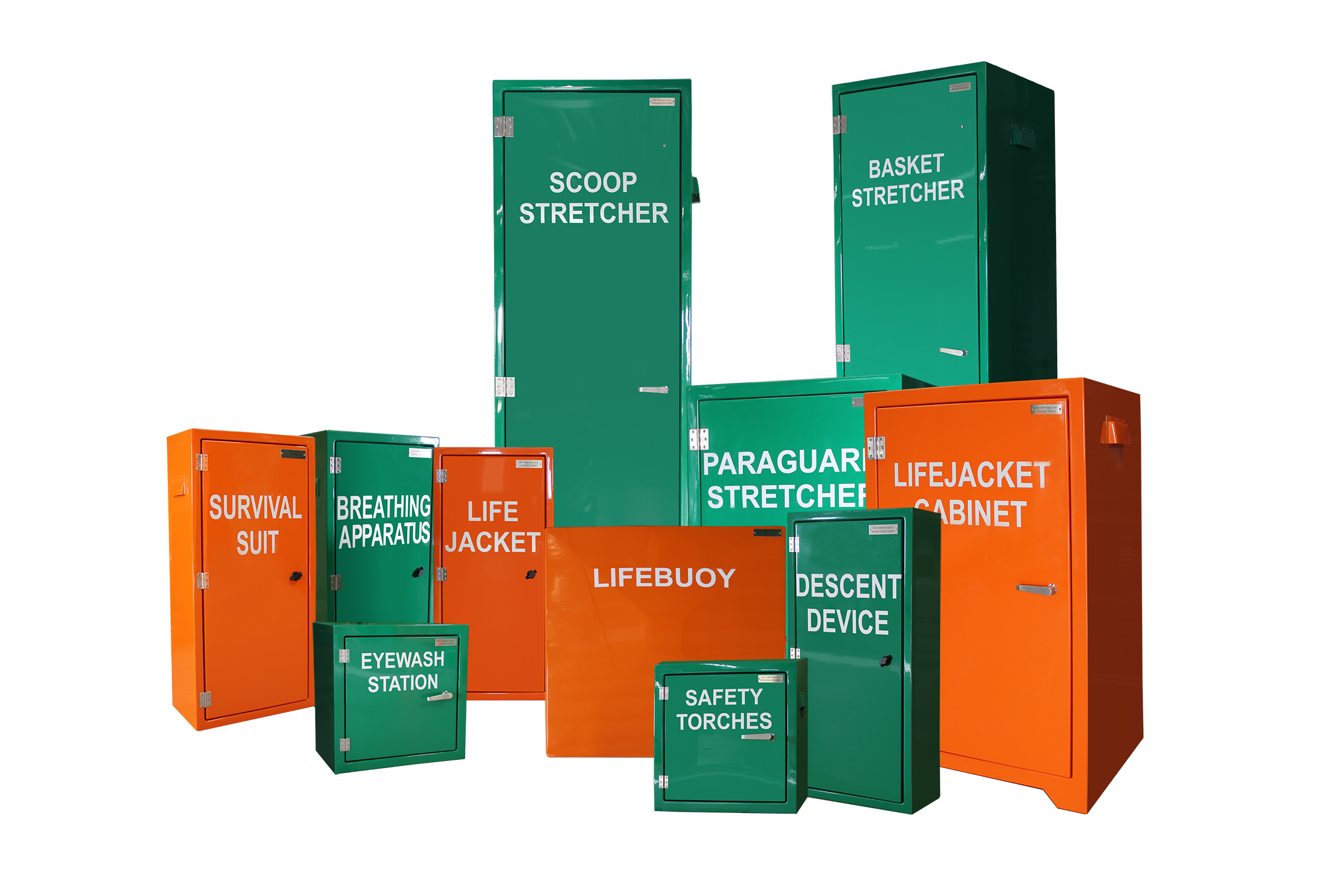 Dupolco offshore cabinets