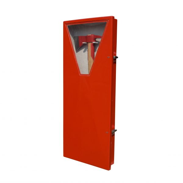 Dp 20 Cabinet For Firemen S Axe