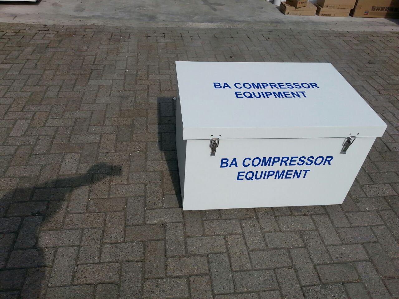 Polyester Kist voor BA Compressor